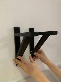 IKEA支撐架(9成新)、層板用支撐架