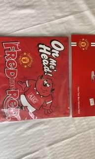 Manchester United mouse pad