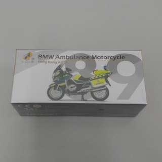 BMW 1:43 鐵馬電單車