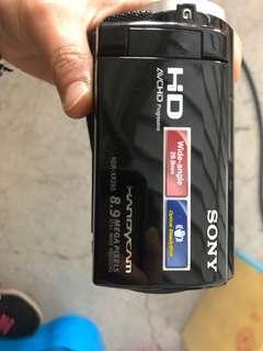 Sony 高畫質硬碟式數位攝影機