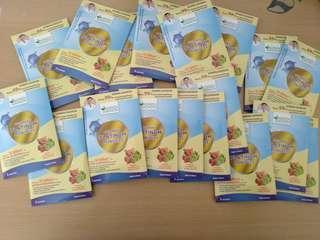 楓之寶兒童鉑金益生菌19packets(每包內有2小包)