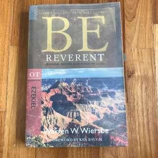 Be reverent