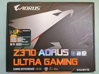 🚚 Z370 AORUS Ultra Gaming (rev. 1.0)