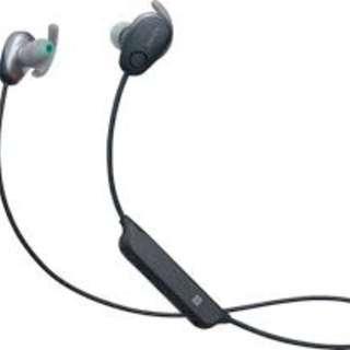 Sony Wireless Earphone SP600n (NFC & Bluetooth)