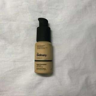 The Ordinary Full Coverage