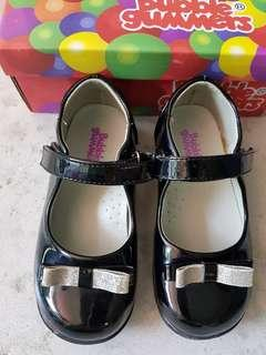 🚚 Bubble Gummers Girls Black Mary Jane Shoes