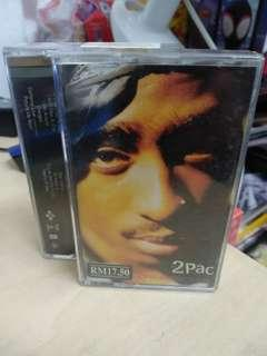 2pac greatest hits kaset
