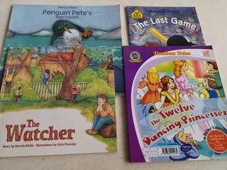 English storybooks