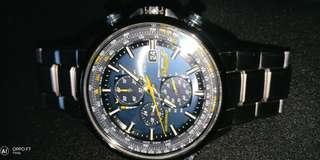 Authentic Citizen Blue Angels Eco-drive watch
