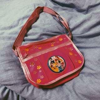 Vintage Disney Loots (can be constructed to a waist bag)