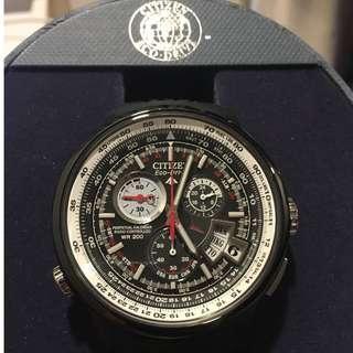 Citizen Chrono-Time AT Chronograph Eco-DriveWatchBY0000-56E