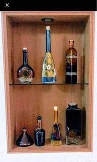 🚚 Classic & Unique Decorative Bottles <Aust>