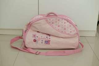 Preloved diapers bag