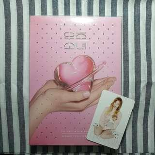 [WTS] WJSN WOULD YOU LIKE W MEIQI PC&POSTER