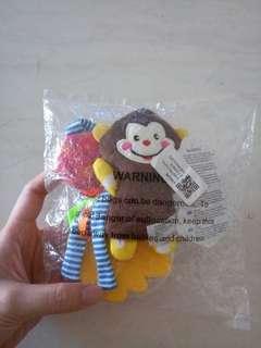 Boneka gantung stroller