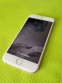 9成新,Iphone 6S, 64G 粉紅色,一切正常,有touch ID, 淨機一部。  升級所以平價出售! 有意留電話,地鐵沿線交收!  非誠勿擾