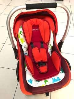 SweetHeart Paris CS385 baby car seat with Aluminium handle