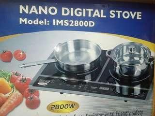 Nano Digital Stove