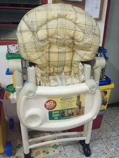 Graco Slimfit Highchair