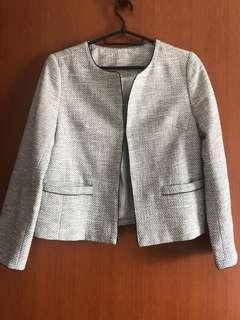 New Jacquard Work Jacket UK8-10