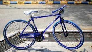 Basikal Fixie Bike 700x28c ( Brand New )