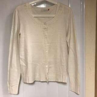 U2 woman knit cardigan set