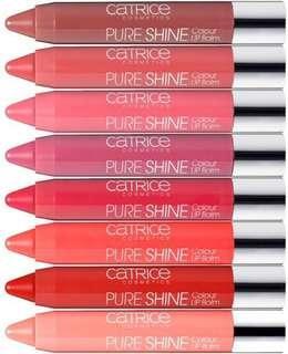 CATRICE Pure Shine Colour Lip Balm