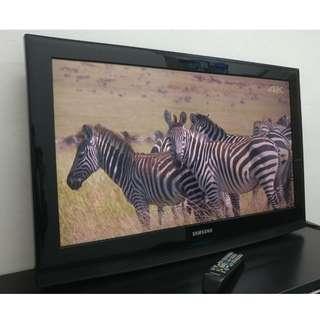 SAMSUNG LA32B350F1 32吋 電視螢幕 有兩個HDMI頭 可用作電視