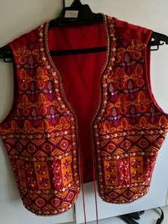Plus size vest