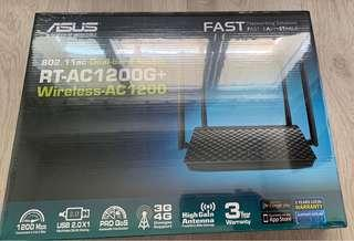 Brand New ASUS RT-AC 1200G+ Router
