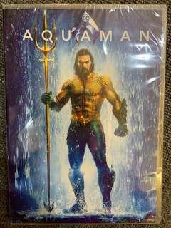 🚚 Aquaman - DVD