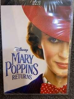 🚚 Mary Poppins - DVD