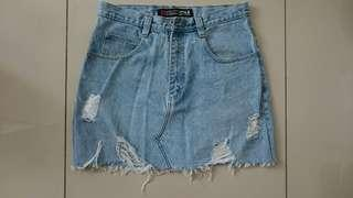 #APR75 Denim Skirt