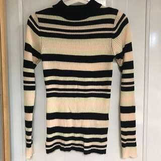 Japan as know as knit top
