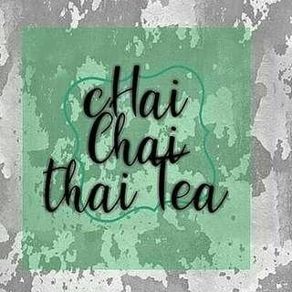 Menerima pesanan Thai tea untuk berbagai acara