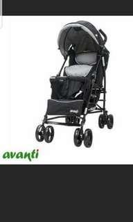 🚚 Baby double stroller Avanti