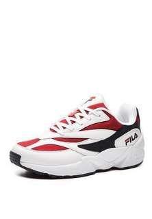 🚚 Fila VENOM (Red/White)