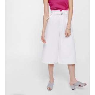 Love bonito White Culottes