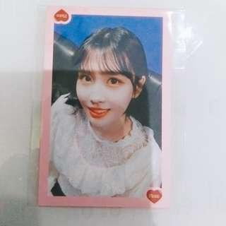 Twice WIL momo photocard