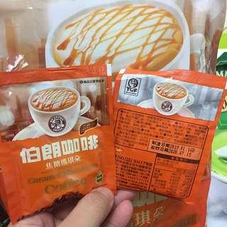入口即沖飲品,台灣焦糖咖啡 台灣抹茶咖啡 美國棉花糖朱古力