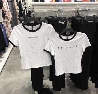 H&m tshirts