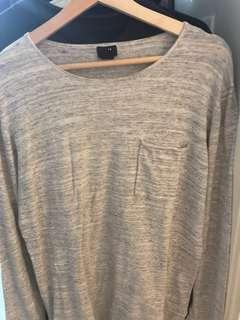 long sleeve h&m size L