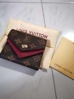 🚚 LV monogram short wallet