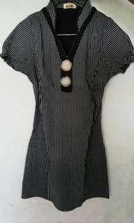 blouse garis