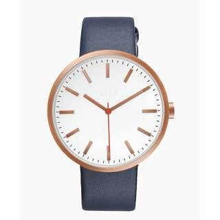 Chris`s『 品味生活 』~Life8 藍寶石鏡面 玫瑰金 腕錶 日本機芯 台灣製造 真皮錶帶