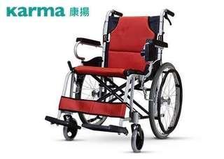 康揚 KM2500 超輕量輪椅