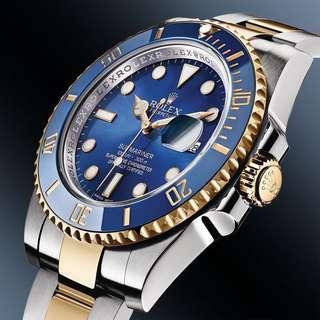 劳力士Rolex Submariner Date Ref-116613lb
