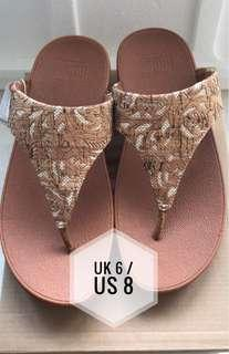 Fitflop slippers UK6/US8