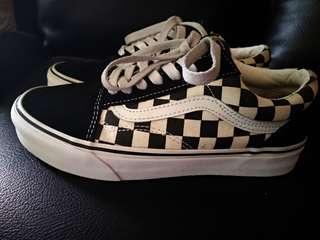 Vans Oldskool primary Checkerboard