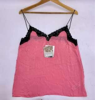 NEW with tag - stradivarius tanktop size S